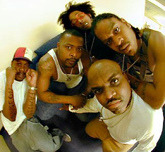 Goodie Mob....Clee Lo Green 1st Group before solo deal