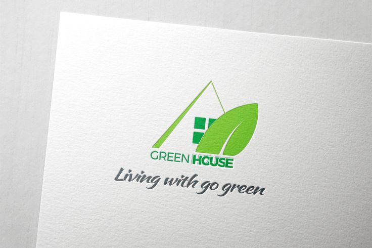 Logo Casa Verde - APLICAÇÕES SUPORTADAS  Adobe Illustrator, Adobe Photoshop  TIPOS DE ARQUIVO  AI, EPS, PSD - IA Produtos