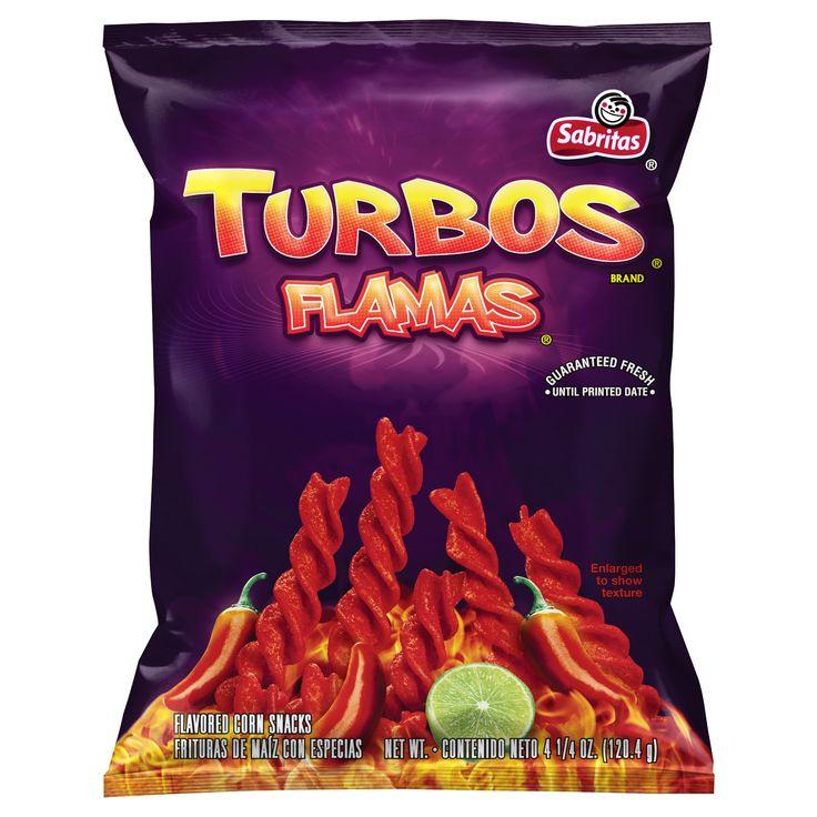 Sabritas Turbos Flamas - 4.25oz