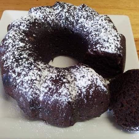 Recipe Chocolate Beet Bundt cake (Vegan) by Ceinwen - Recipe of category Baking - sweet