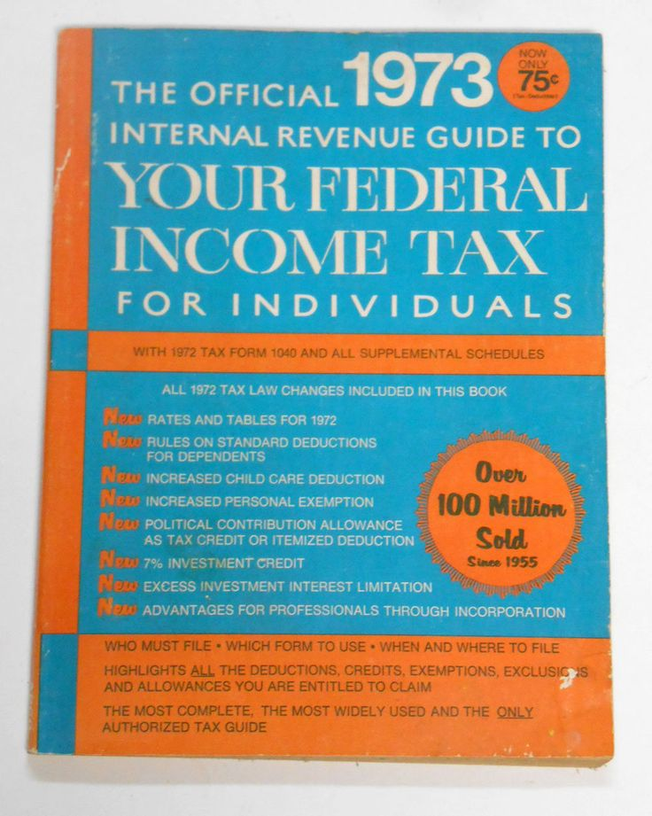 Vintage Official 1973 IRS Internal Revenue Guide to Your Federal Income Tax for Individuals book guide Tax Tables sales tax income #Vintage #Official 1973 #IRS Internal Revenue Service #Guide to Your #Federal #Income Tax for Individuals #book #guide Tax Tables #sales tax income #etsy #studio #collectables