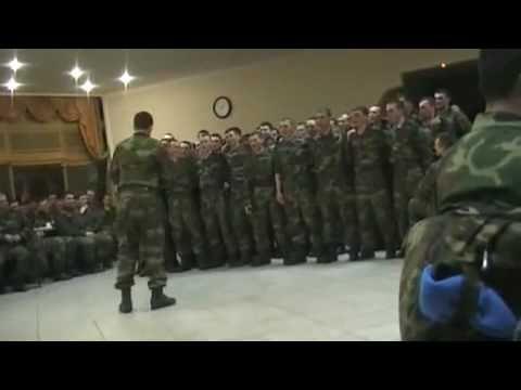 Türk Askerinden Komando Marsi