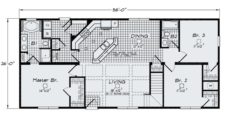 17 best images about floor plans on pinterest house for Big ranch house plans