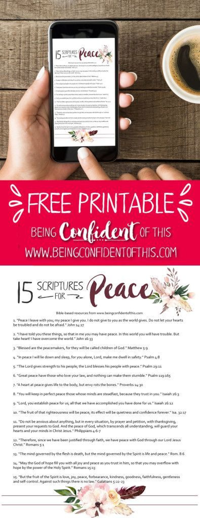 Are you longing for a bit of peace in the holiday hustle? Christian women|Being Confident of This|holidays|busy|overwhelmed|chaos|full schedule|seeking Christ|Bible verses|devotional|encouragement #peace #freeprintable #Bibleverse