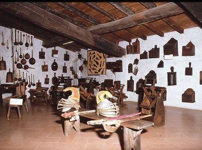 Museo San Pellegrino in Alpe - Musei a Lucca a Castiglione di Garfagnana