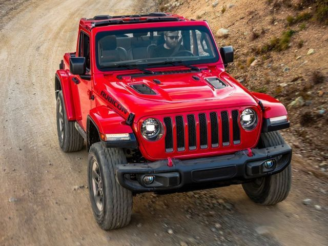 Confirmed 2020 Jeep Wrangler Hybrid Production Will Start In