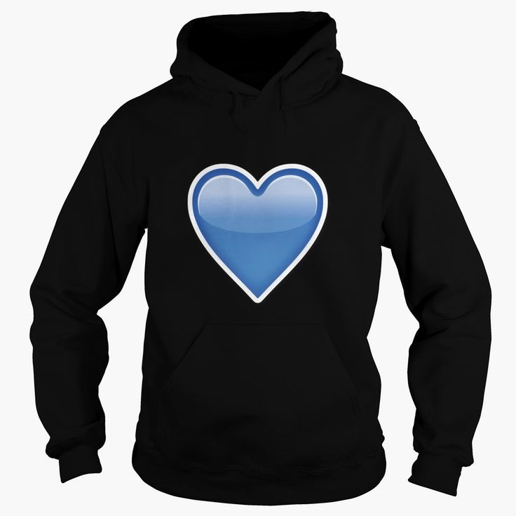 BLUE HEART Emoji shirt, Order HERE ==> https://www.sunfrog.com/Funny/BLUE-HEART-Emoji-shirt-Hoodie-Black.html?53624, Please tag & share with your friends who would love it, #renegadelife #jeepsafari #xmasgifts