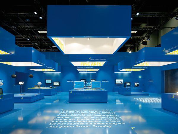 Grundig, IFA Berlin, Germany 2009 -  | D'art Design Gruppe.  #exhibit