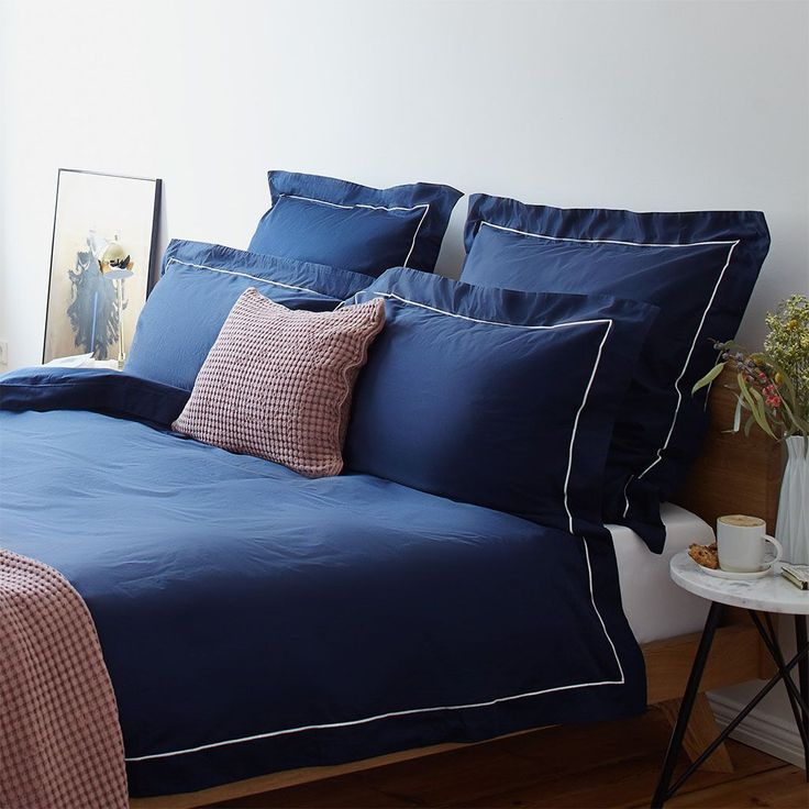 Need some Christmas Gift inspiration for the sustainable home owner?Urbanara source beautiful, high quality homewares from around the world. Their products are durable and versatile, designed in Europe and then manufactured ethically and authentically | Karakol Cotton Bed Linen | BuyMeOnce #QualityBedLinen #BedLinenDesign
