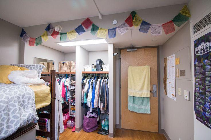 College Student Room