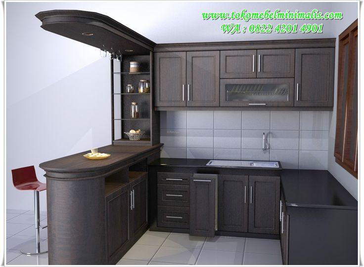 Desain Kitchen Set, Kitchen Set Murah, Kitchen Set Minimalis Modern, Kitchen  Set Minimalis Part 32