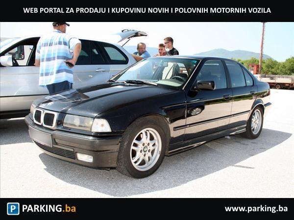 BMW 318 i E36 1.8