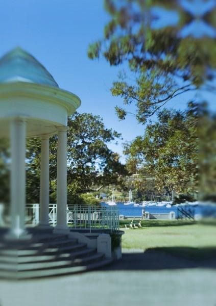 The Rotunda, Balmoral Beach, Sydney