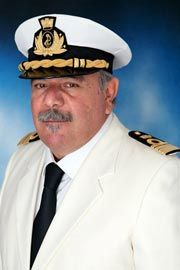 Captain Antonio Siviero: Started his career with MSC Cargo in 1978 with the rank of first officer. He was given his first command of a cargo vessel in 1989 and went on to command these vessels for 22 embarks. In 2003 MSC Cruises offered him his first command of a passenger ship, the Monterey. Captain Siviero is now in his 15th season of commands on board MSC cruise ships. (updated: 2012)
