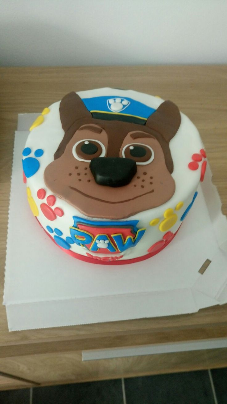 Favori 25+ unique gâteau Pat' Patrouille ideas on Pinterest | Paw patrol  ZN12