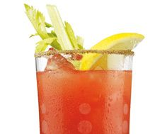 Classic Caesar | Why not serve a cocktail exclusive to Canada at your Canada Day party? Here's the classic Caesar recipe from #LCBO. #airmiles #canadaday
