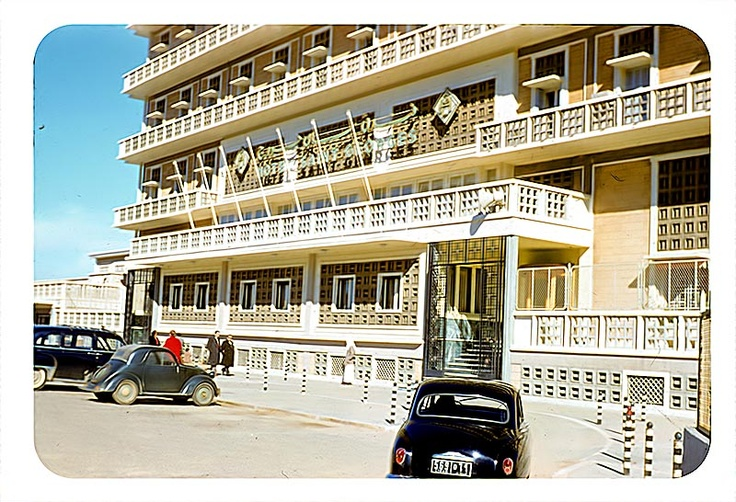 Hotel St. George [1958]