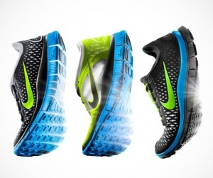 The Nike Free 2012 collection features running shoes that don't act like  running shoes. With details like trans-tarsal cuts in the midsole arch and  adequate