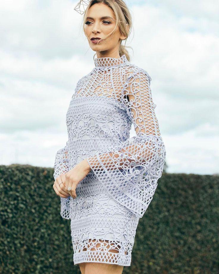 NADIA BARTEL // ODETTE SHIFT DRESS
