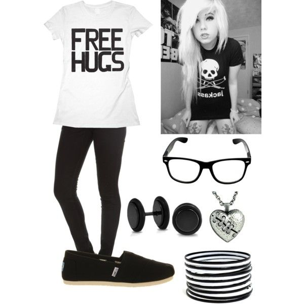 I would wear that 1.cause it's cute and 2. Cause I would want to see how many people would hug me lol