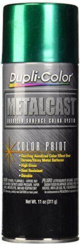 Dupli-Color MC203 Green Metal Cast Anodized Color - 11 oz. - http://www.caraccessoriesonlinemarket.com/dupli-color-mc203-green-metal-cast-anodized-color-11-oz/  #Anodized, #Cast, #Color, #DupliColor, #Green, #MC203, #Metal #All-Green-Automotive, #Green-Automotive