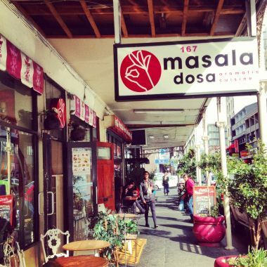 List of veg-friendly restaurants in Cape Town