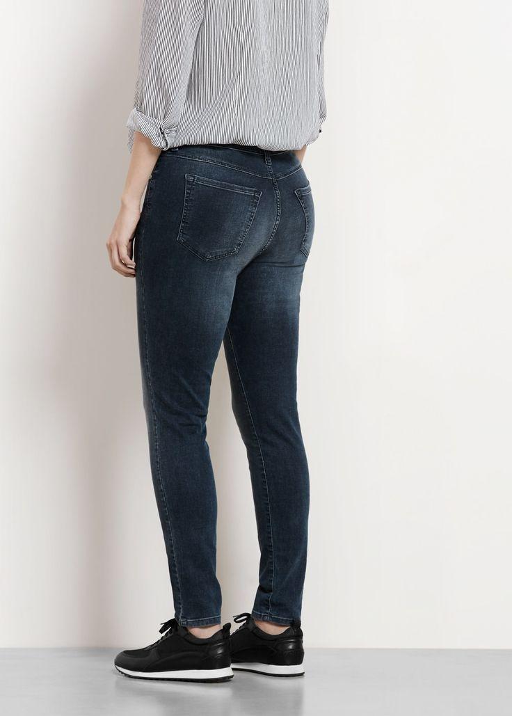 Kalhoty -- | VIOLETA BY MANGO
