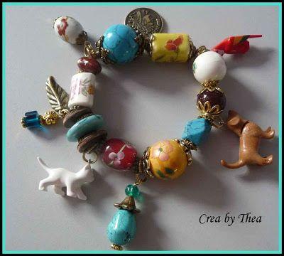 CREA by THEA: sieraden