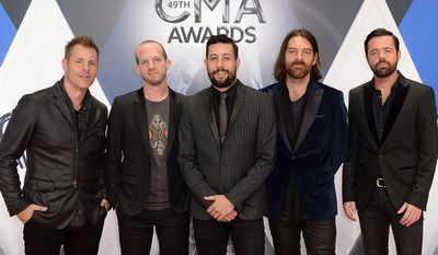 Old Dominion on 'Today Show' (Video) Live Performance 'Break Up with Him' and 'Snapback'