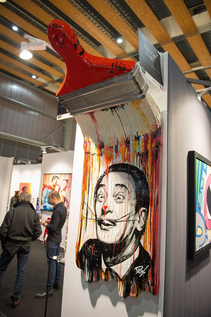 Julien Durix @ Lille Art Up 2016 - ArtisFact.fr