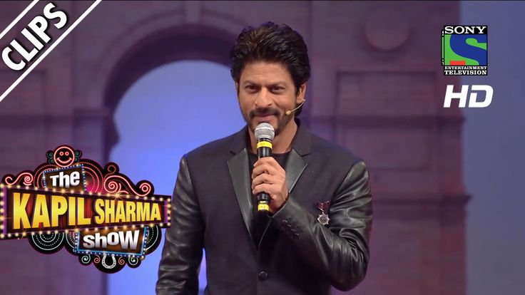 The Kapil Sharma Show – with SHAH RUKH KHAN – 23rd April 2016