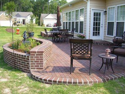 Garden Ideas With Bricks 52 best construir con ladrillos images on pinterest | garden ideas