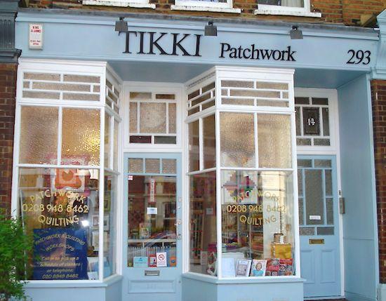 8 best Fabric Shops images on Pinterest   Fabric shop, Confidence ... : quilt shops london - Adamdwight.com