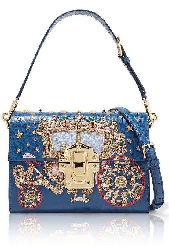 Dolce & Gabbana Lucia Shoulder Bag