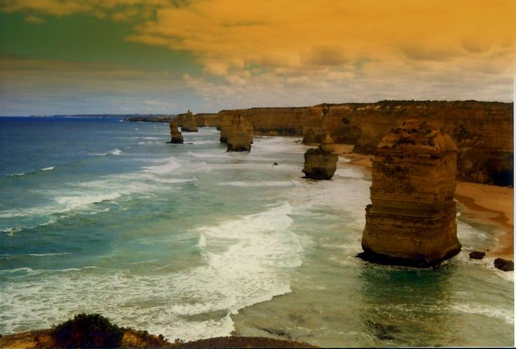 World • Αυστραλία • Βικτώρια Die Zwölf Apostel