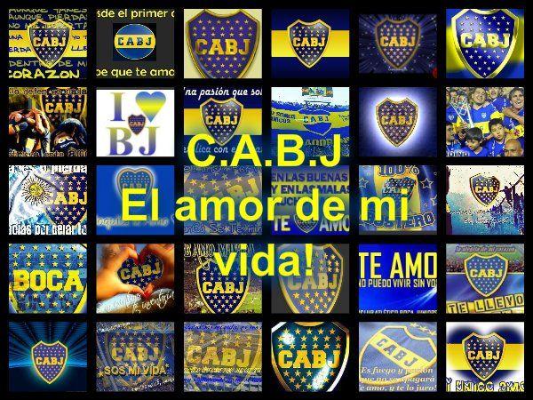 C.A.B.J. el gran amor de mi vida!!!!