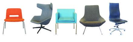 WISE Office reused designer furniture