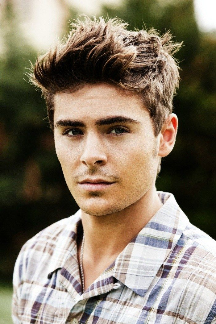 Zac Efron is surely one of the greatest actor in Hollywood rite now. Zac Efron is one of the most famous celebrity on Social networking sites, Zac has a huge fan following ship. he is #Men'shaircuts