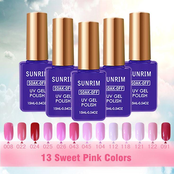 15ML Fashion Color UV Gel Long Lasting Orange Color Nail Gel Polish Nail Art Salon Nail Polish Use Base Coat Gelpolish #Affiliate