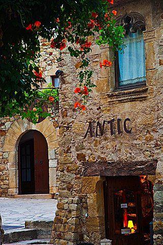.Pals, Baix Emporda, Costa Brava, Girona province, Catalonia, Spain
