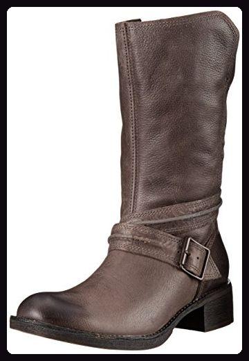 Timberland Damen Whittemore Mid Side Stiefel, Braun, 37 EU - Stiefel für frauen (*Partner-Link)