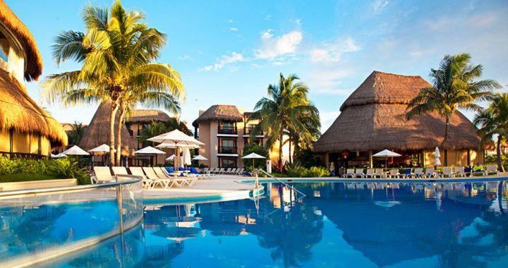 Séjour tout compris au Mexique, Playa Del Carmen - 739€  #mexique #voyage #vacances #travel #economiser #lastminute