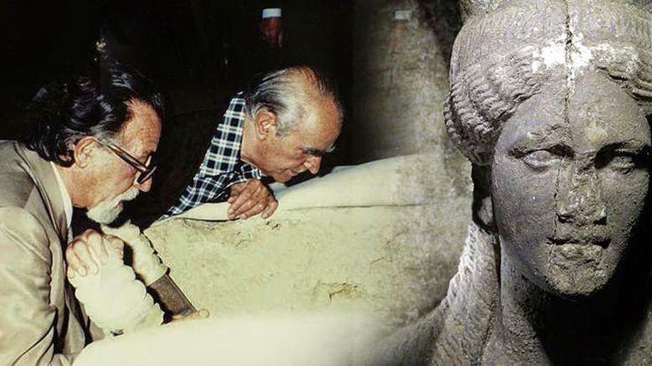 Από τη Βεργίνα του 1977 στην Αμφίπολη του 2014