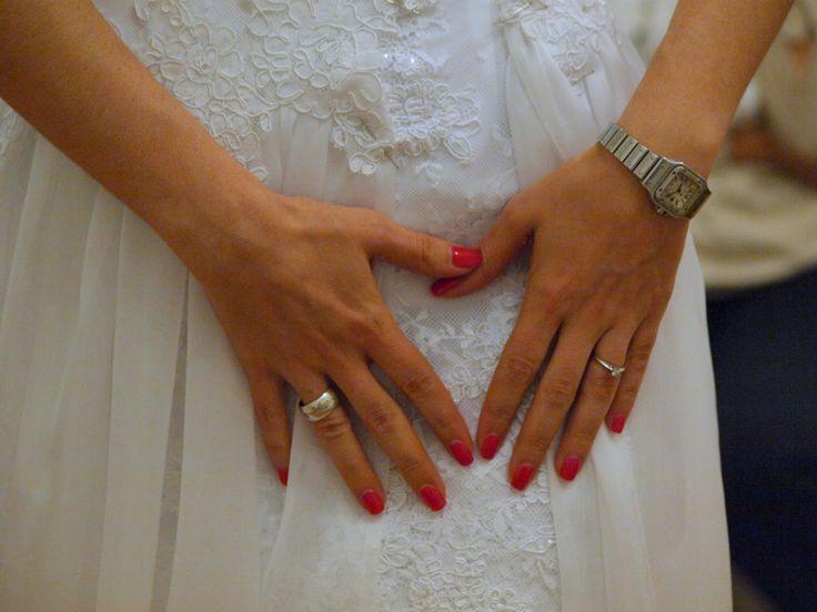 Hand made bespoke wedding dress at atelier Konstantinos Tsigaros