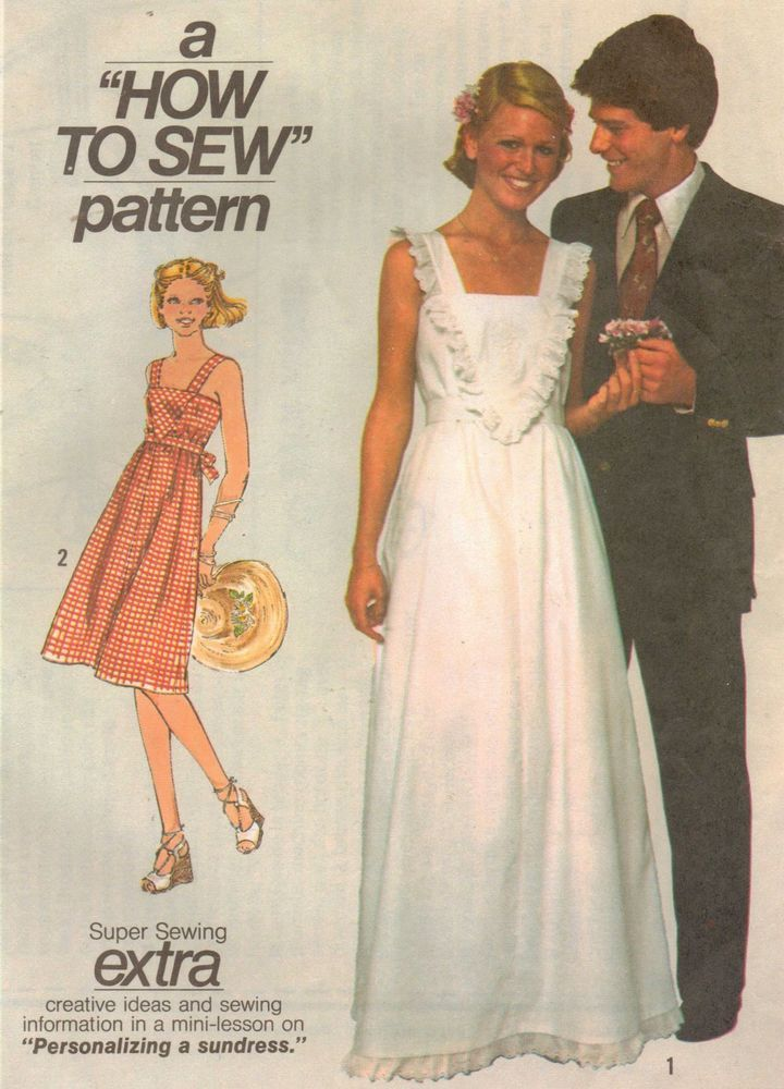 vintage new look patterns