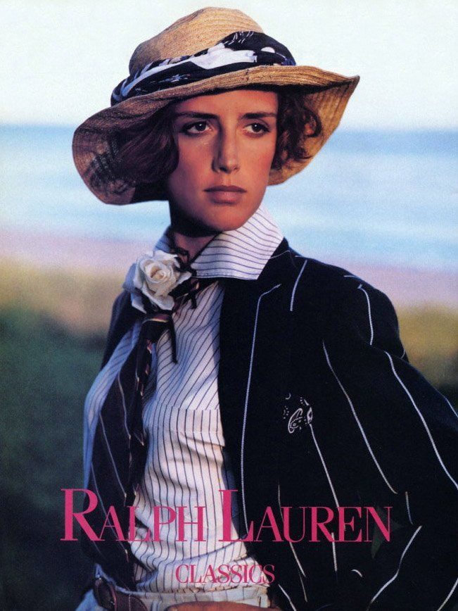 Happy Birthday, Ralph Lauren! Here\u0026#39;s to Your Most Iconic Ad Campaigns