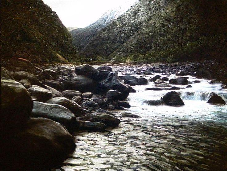 Otira Gorge' people's choice | Otago Daily Times Online News : Otago ...