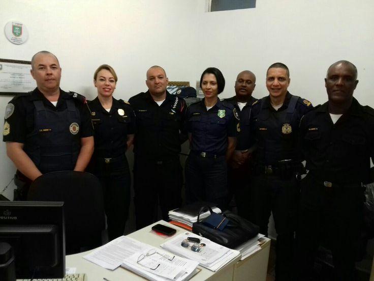 POLICIA MUNICIPAL DO BRASIL