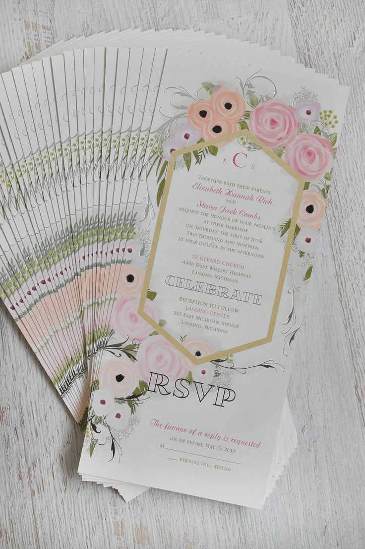 887 Best Wedding Invitation Trends Images On Pinterest Wedding