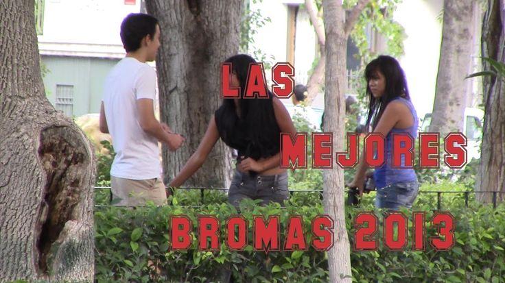 Las mejores bromas 2013 | Videos de risa 2013 | Los mejores videos 2013 ...